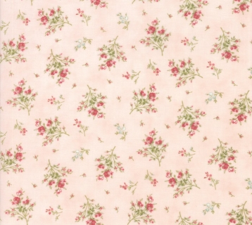 Moda Rue 1800 Small Floral Rose EUR18,40/m
