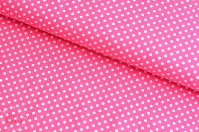 Color Basics Dots Pink