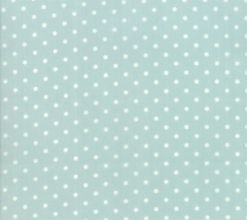Amberley Little Dots Blau