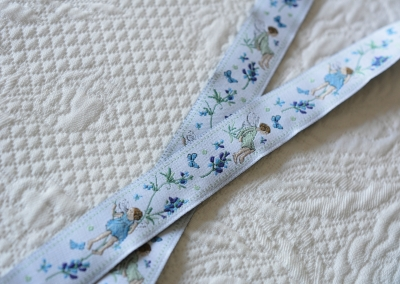 Ribbon Fairy Flower blue