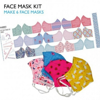Do it Yourself Face Mask Kit
