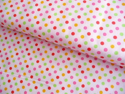 Color Basics Dots Rosa Bunt EUR16,48/m
