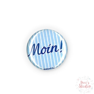 Button Badge Moin