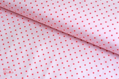 Color Basics Dots Pink Rot
