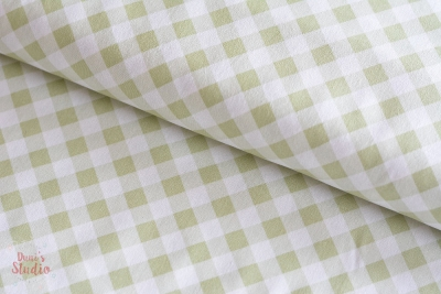 Tanya Whelan Gingham Green